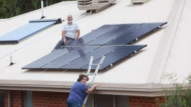 Solar panel households told smart meters not compulsory as