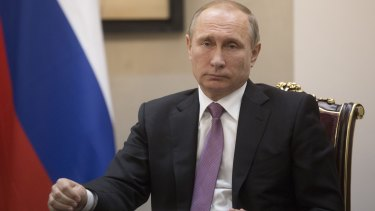 "Vladimir Putin: ""We will see if Assad would have to leave his country if he loses the election."""