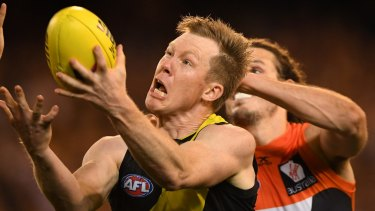 Riewoldt said he had a poor game in the preliminary final but would bounce back for the grand final.