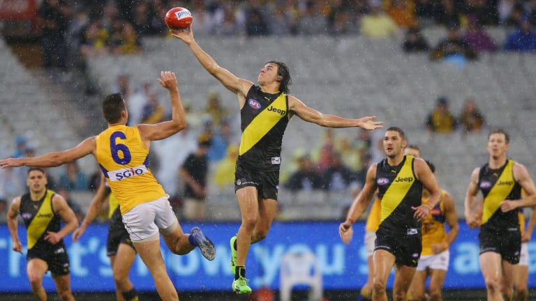 Daniel Rioli is one of the small forwards making an impression.