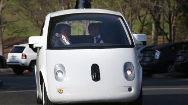 Once self-driving cars hit the roads, there will be less need for car parks.