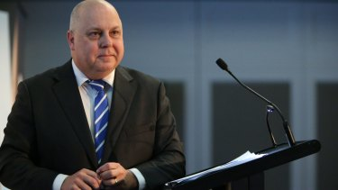 Victorian Treasurer Tim Pallas will deliver the state budget on Wednesday, but don't expect any soaring oratory.