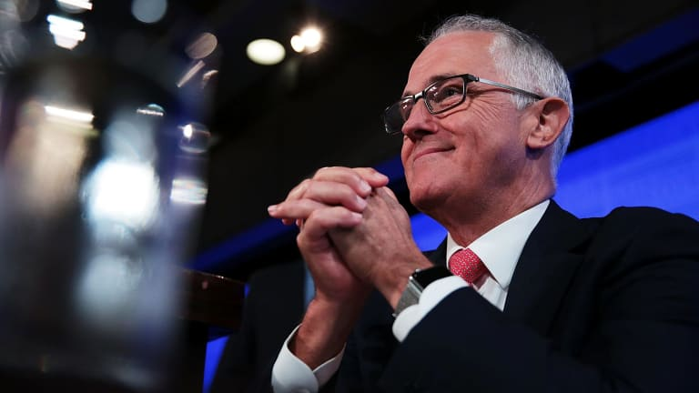 Prime Minister Malcolm Turnbull indicated on Wednesday that he supports reform to political donations.