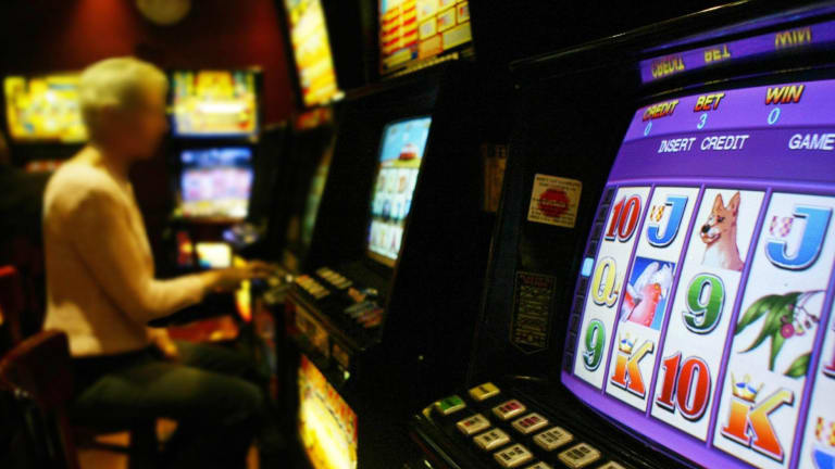 The rise in poker machine wagering in parts of Sydney's west has been described as inexplicable.