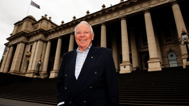 Gordon, pictured in 2010, had covered every Olympics for more than six decades.