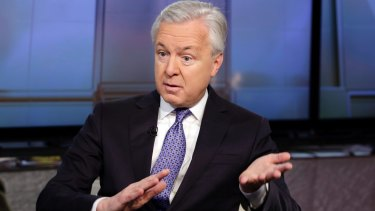 Squeaky clean: Wells Fargo chief John Stumpf's calm tenure used to be the envy of other, more embattled bank executives.