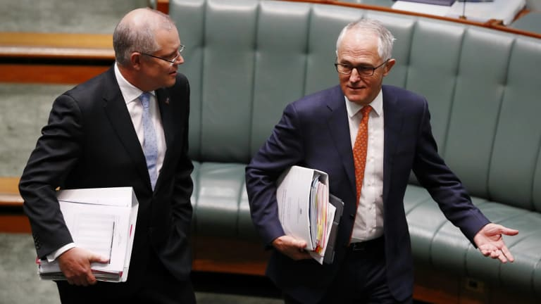 The figures will be seized on by Treasurer Scott Morrison, who has spent the past year proclaiming inequality is at its lowest level since 2008