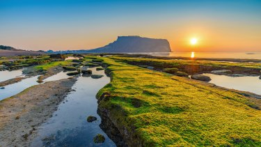 Jeju Island.is the jewel in South Korea's tourism crown.