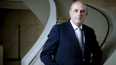 Peter Reith is challenging Michael Kroger for party president.