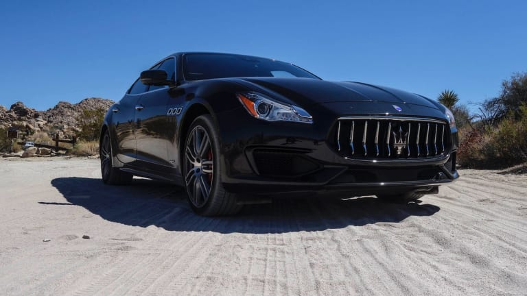 I'd love the Maserati Man to know what everyone else thinks of him.