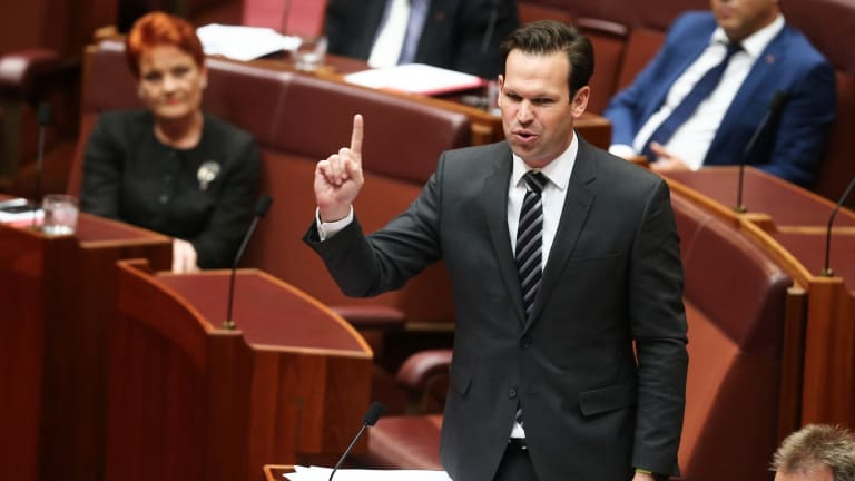 Federal Resources Minister Matt Canavan has conceded the mine might now not go ahead.