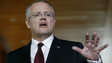 """Scott Morrison is advocating for a """"cradle to grave"""" solution to housing affordability."""