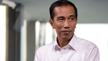 Mr Abbott spoke with Indonesian president Joko Widodo on Wednesday evening.
