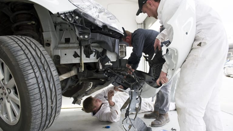 If a problem with a new car is a major one, customers can pursue a refund or replacement.