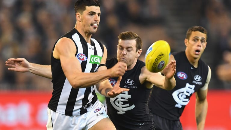 Pendlebury had another stand-out season.