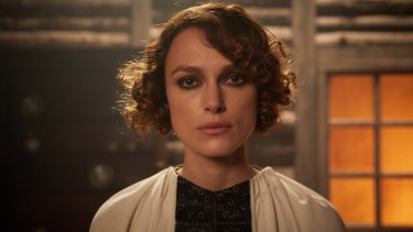 Keira Knightley as Colette.