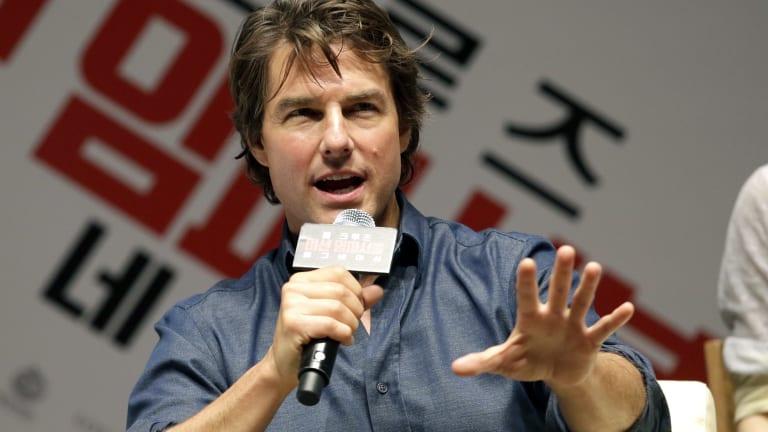 Scientologist: Tom Cruise.