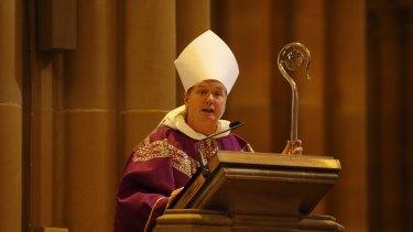 Archbishop of Sydney, Most Reverend Anthony Fisher.