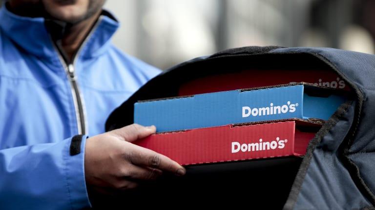 """Domino's Pizza's new menu will include a new """"Premium Range""""."""