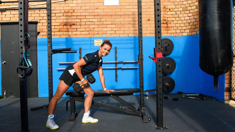 Health and fitness coach Wendy Bentley says she has learnt how to charge a fair rate for her time.