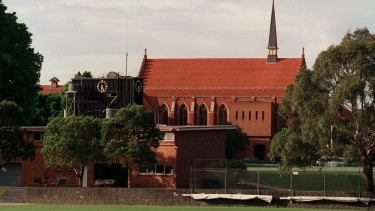 The school campus sits on 27 hectares of land in Hawthorn.