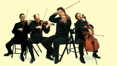 Borodin Quartet take their history lessons seriously