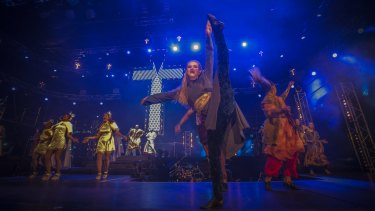 Jesus Christ Superstar is a stunning performance to chase away the winter blues.