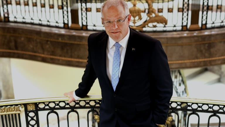 """Treasurer Scott Morrison: """"They're both business people They know a deal's a deal."""""""