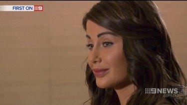 Aysha Mehajer, new wife of Auburn's controversial deputy mayor, Salim Mehajer.