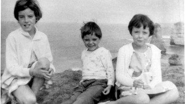 Missing Beaumont children Jane, Grant and Arnna.