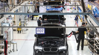 German companies, such as BMW, consciously invest for the long term.