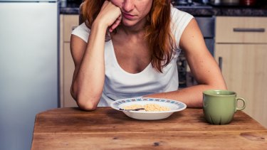 A poor diet can cause inflammation in the body and affect your mood.