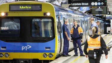 The Metro rail tunnel will be fitted with high-capacity signalling, in an Australian first.