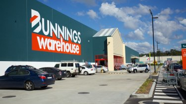 Bunnings Warehouse is well known for weekend sausage sizzles.