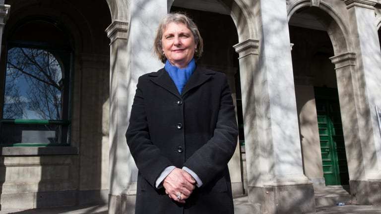 Amanda Stone, mayor of the City of Yarra, where councilors voted to no longer recognise Australia Day.