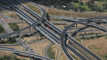 The 24km stretch of Sydney road that is the most dangerous