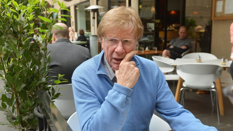 Kerry O'Brien, writer and former host of <i>The 7.30 Report</i>, interviewed over breakfast at Pei Modern in Melbourne.