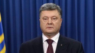 Ukrainian President Petro Poroshenko, the sole shareholder of Prime Asset Partners Ltd, set up in the British Virgin Islands.