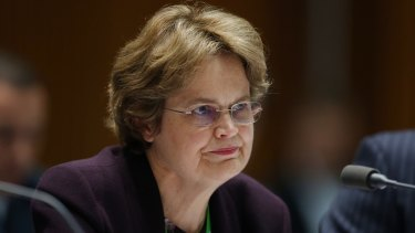 Department of Foreign Affairs and Trade secretary Frances Adamson.