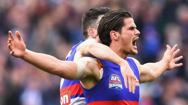 Age readers declared Tom Boyd man of the match for the grand final match.