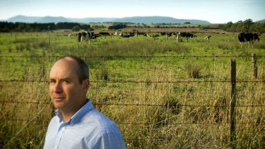A2 Milk CEO Peter Nathan says he is determined to protect his brand as well as consumers.