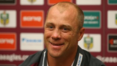 Sacked: Geoff Toovey.