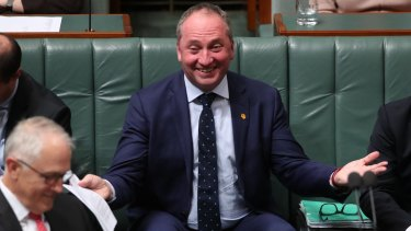 "Deputy Prime Minister Barnaby Joyce has said the government ""will keep base load coal-fired power going""."