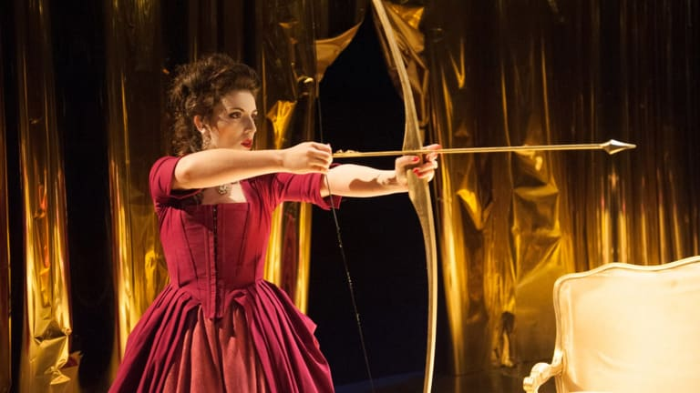 Little Ones Theatre's Dangerous Liaisons comes to Theatre Works in 2016.