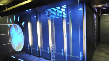 IBM has a $1 billion contract to overhaul computing at the Department of Human Services but has failed to sign onto the government's tax transparency reforms