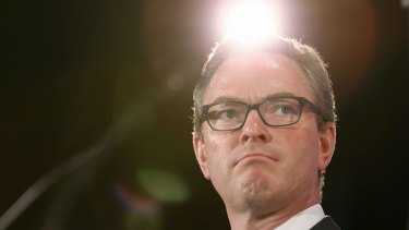 Minister for Industry, Innovation and Science Christopher Pyne said the government's innovation agenda would only succeed if the public embraced it.