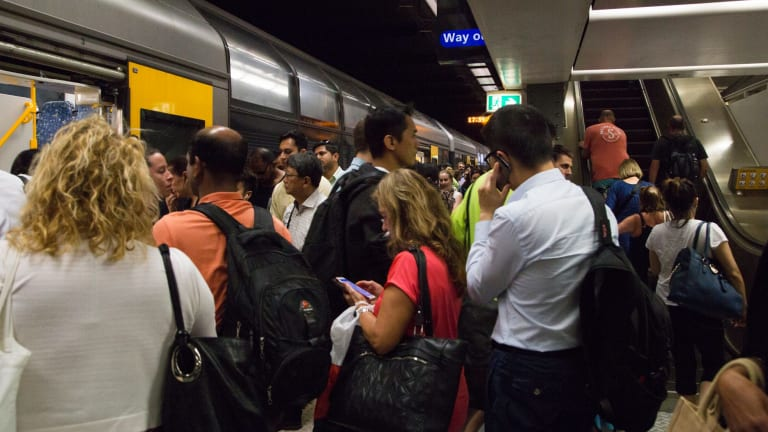 Expect more of this as Sydney Transport grapples with rising populations and greater urban density.