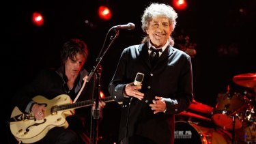 Bob Dylan will play an intimate show at The Tivoli.