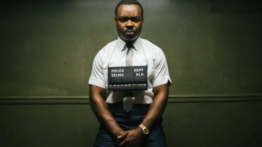 David Oyelowo stars as Martin Luther King jnr in <i>Selma</i>.