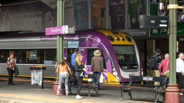 Cash splash: $110 million is pledged for the first stage of a new Surf Coast Rail Project.